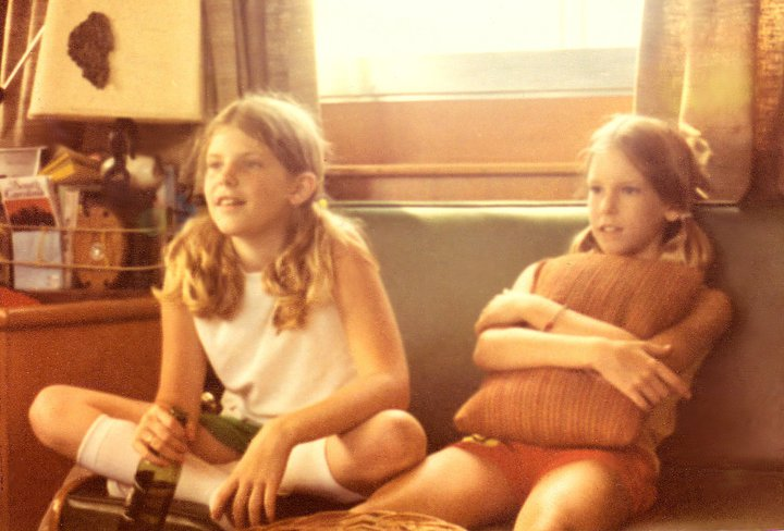 That's me on the right.  Fifth grade.