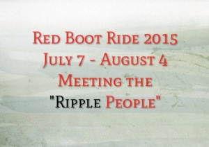 red boot ride 2015 title